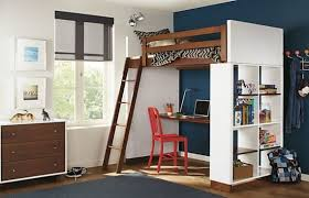 Kids Bunk Bed Desk Loft Bed Desk Good Beds With Desks Underneath Greenvirals For New