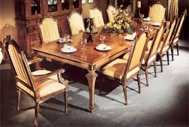 italian dining room sets 18th century italian dining table 7920 from jeffco
