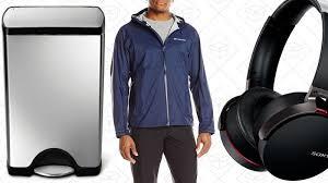 best headphone black friday deals amazon saturday u0027s best deals outerwear simplehuman sony bluetooth