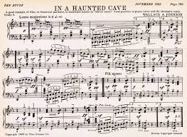printable halloween images for free free printable halloween sheet music knickoftime net