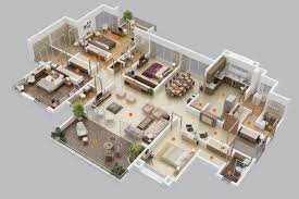 4 Bedroom Duplex Floor Plans Home Design 3 Bedroom Duplex Apartment Plans Ideas For 79