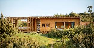 architects houses pallet house by selin maner architects