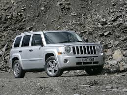 white jeep patriot back jeep patriot uk 2007 pictures information u0026 specs