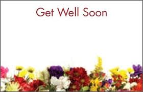 get better soon flowers get well soon florist enclosure card great quality low wholesale