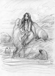 episode twelve u0026 thirteen mermaid and selkie stories u2014 singing bones