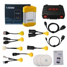 allscanner vxdiag vcx hd heavy duty truck diagnostic system for