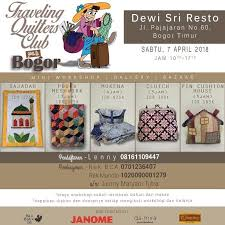 kursus design grafis jakarta kursus patchwork quilting jakarta indonesia facebook
