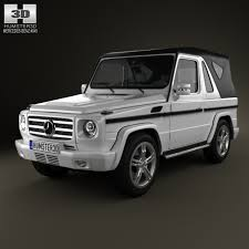 mercedes g wagon convertible for sale mercedes g class cabriolet 3 door 2011 by humster3d 3docean