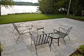 Patio Flagstone Prices Flagstone And Steppers Rockford Il Benson Stone Co