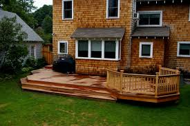 Backyard Deck And Patio Ideas by Decorate Your Backyard With Deck Ideas Home Decorating Decks
