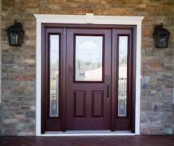 Lowes Metal Exterior Doors Front Door With Sidelights Modern Entry Doors With Sidelights