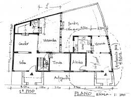 Beam Plans House Plan Drawing Plush Design Ideas 12 Post Amp Beam Plans And