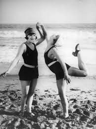 the evolution of the bathing suit the history of swim suit styles