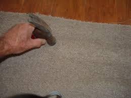 finishing carpet to laminate transition