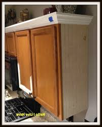 Crown Kitchen Cabinets by Kitchen Cabinets Crown Molding Or Flush With Ceiling Doors With