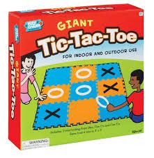 amazon com giant tic tac toe game toys u0026 games
