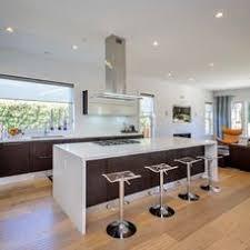 kitchen island range hood futuro futuro jupiter island sleek tubular range hood in a