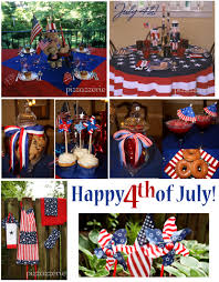 july 4th party ideas pizzazzerie