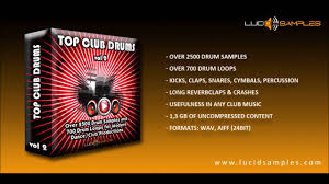 3000 drum samples and drum loops for techno house edm youtube