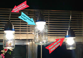 diy happy u2013 mason jar light fixture part 1
