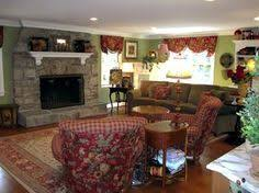 Country Family Rooms Eclectic French Country Family Room - Country family room