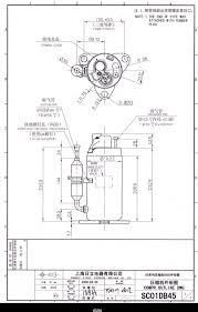 hitachi compressor wiring diagram 28 images compressor