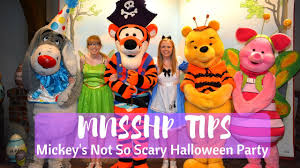 halloween party 2017 tips u0026 advice for mickey u0027s not so scary halloween party 2017 youtube