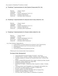 Pl Sql Developer Sample Resume by Sql Server Dba Resume Template Examples