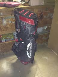 2012 sun mountain four 5 stand bag review balls carts bags