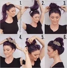 pretty headbands 10 pretty headband hairstyle tutorials be modish