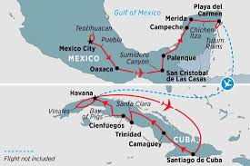 Oaxaca Mexico Map Mexico Tours Travel U0026 Trips Peregrine Adventures Au