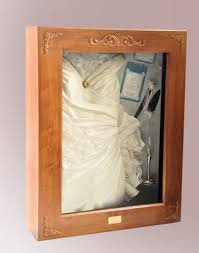wedding dress shadow box wedding dress preserved in shadow box possibly places to get it