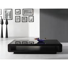 long black coffee table black coffee table sets image of modern marble coffee table set