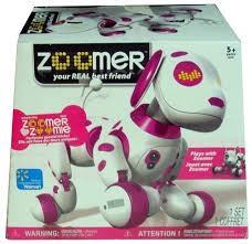 Zoomer Puppy By Spin Master The Old Robots Web Site