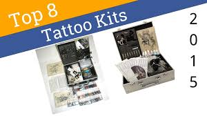 8 best tattoo kits 2015 youtube