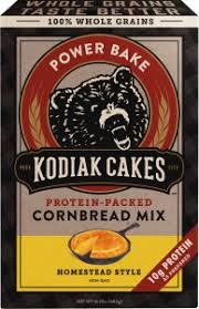 kodiak cakes releases new cornbread and muffin mix project nosh