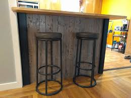 Bar Stool Kitchen Island by Kitchen Island Black Synthetic Leather Bar Stools Kitchen Island