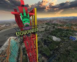 Six Flags Magic Mountain by Six Flags Magic Mountain Announces U201clex Luthor Drop Of Doom