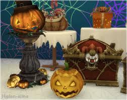 helen sims ts4 halloween gift tera