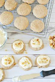 cake mix carrot cake cookies recipe food easy recipes