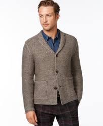 blazer sweater calvin klein novelty chunky knit blazer sweaters macy s