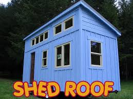 shed roof home plans tiny house shed roof plans house and home design