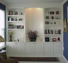 custom cabinets built ins and bookcases for northern virginia