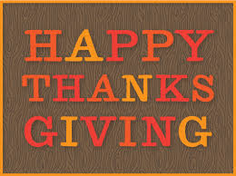happy thanksgiving design work