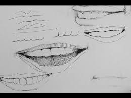 pen u0026 ink drawing tutorial simple tips on how to draw smiles and
