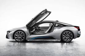 I8 Bmw Interior Official Photos Of Bmw I8 Leaked And The Interior Is Well Busy