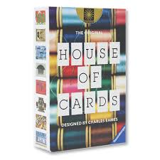 small eames house of cards