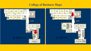 Uco Map College Of Business U2013 University Of Central Oklahoma