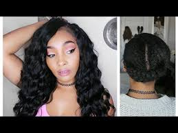 human hair for crocheting braidless crochet with saga 100 human crochet hair loose wave