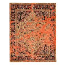 hand knotted rugs with a gloriously faded aesthetic how to spend it